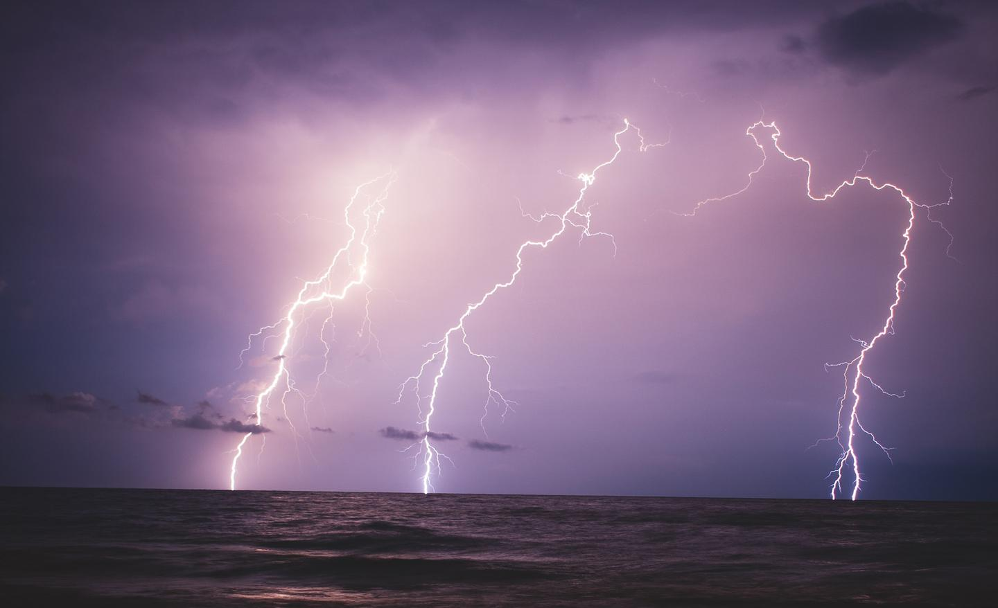 Superbolts release a thousand times more energy (at least) than the average lightning strike and tend to occur mostly over oceans and seas