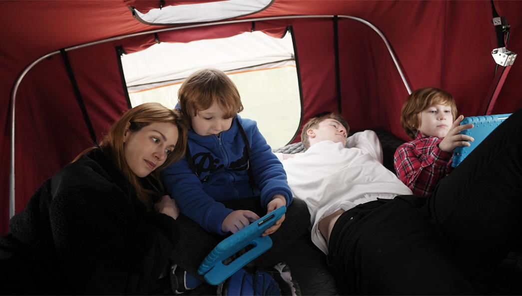 The TEDpop is designed to be a family-size RTT
