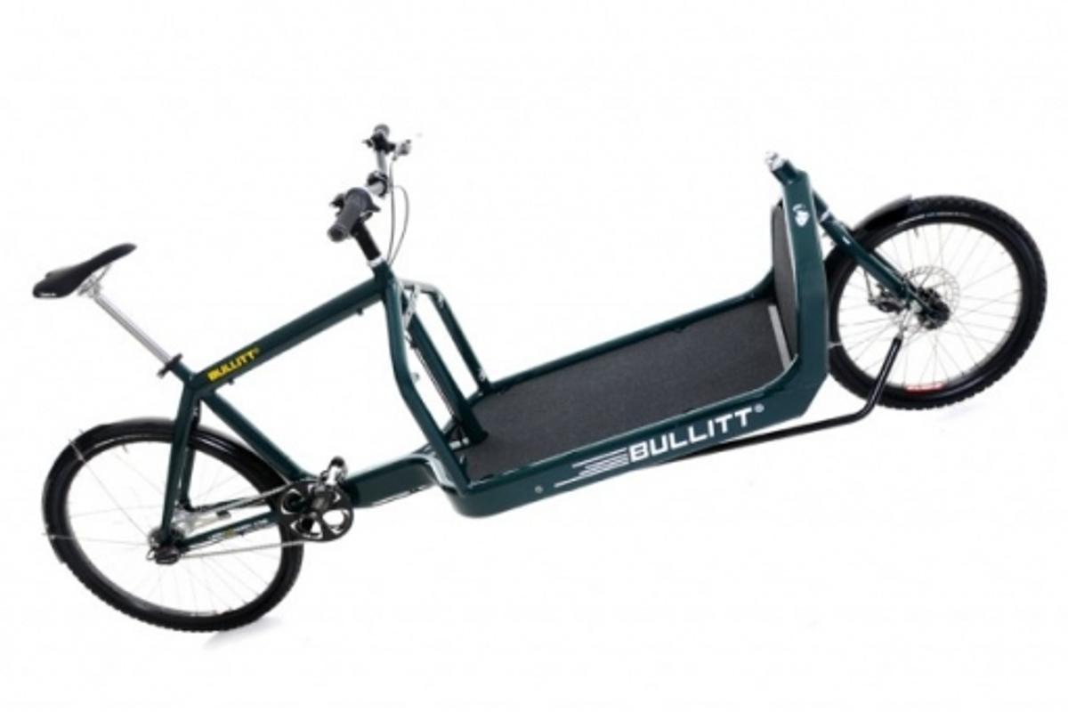 The Slim Line Funked Up Bullitt Cargo Bike