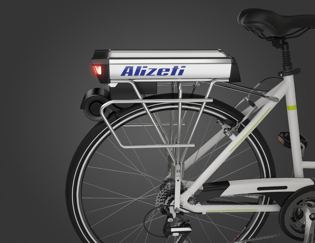 The Alizeti 300C system should be compatible with most makes and models of road bikes