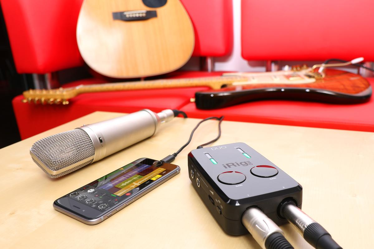 We found the iRig Duo Pro to be a compelling product for amateurs and pros alike