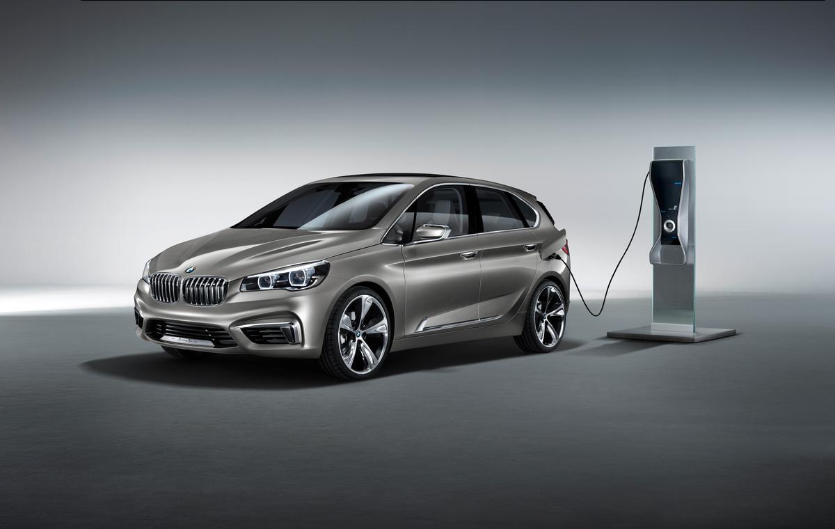 BMW Concept Active Tourer (Photo: BMW)