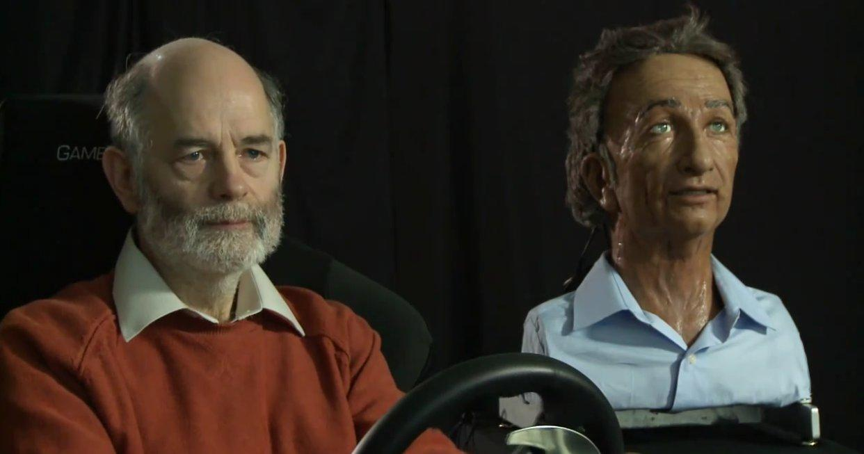 Researchers from the University of Cambridge have developed a computer system that's able to recognize and respond to the emotions and gestures of its human user, and outputs its own response via a specially-designed robot