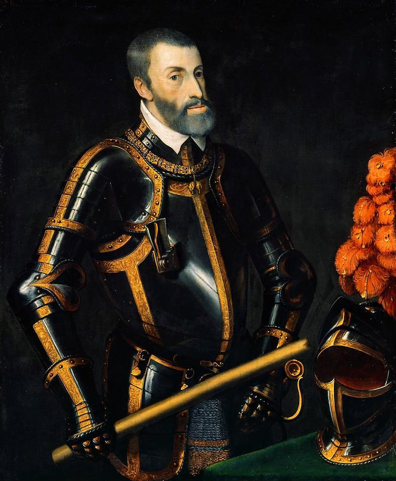 Royal Portraits Confirm Habsburg Jaw Was Caused By Inbreeding