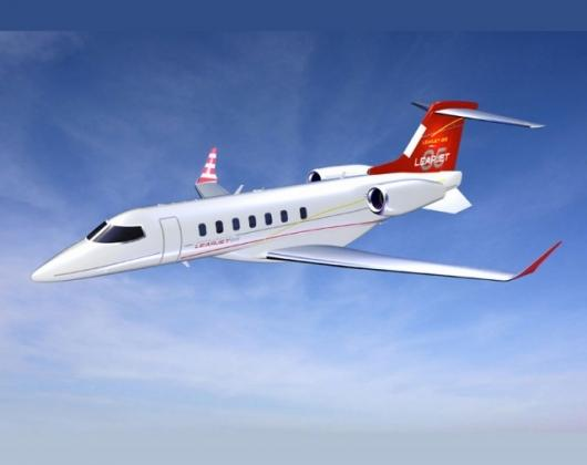 Bombardier Aerospace Learjet 85