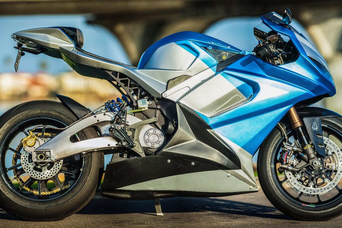 Lightning LS-2??R: The world's fastest production motorcycle