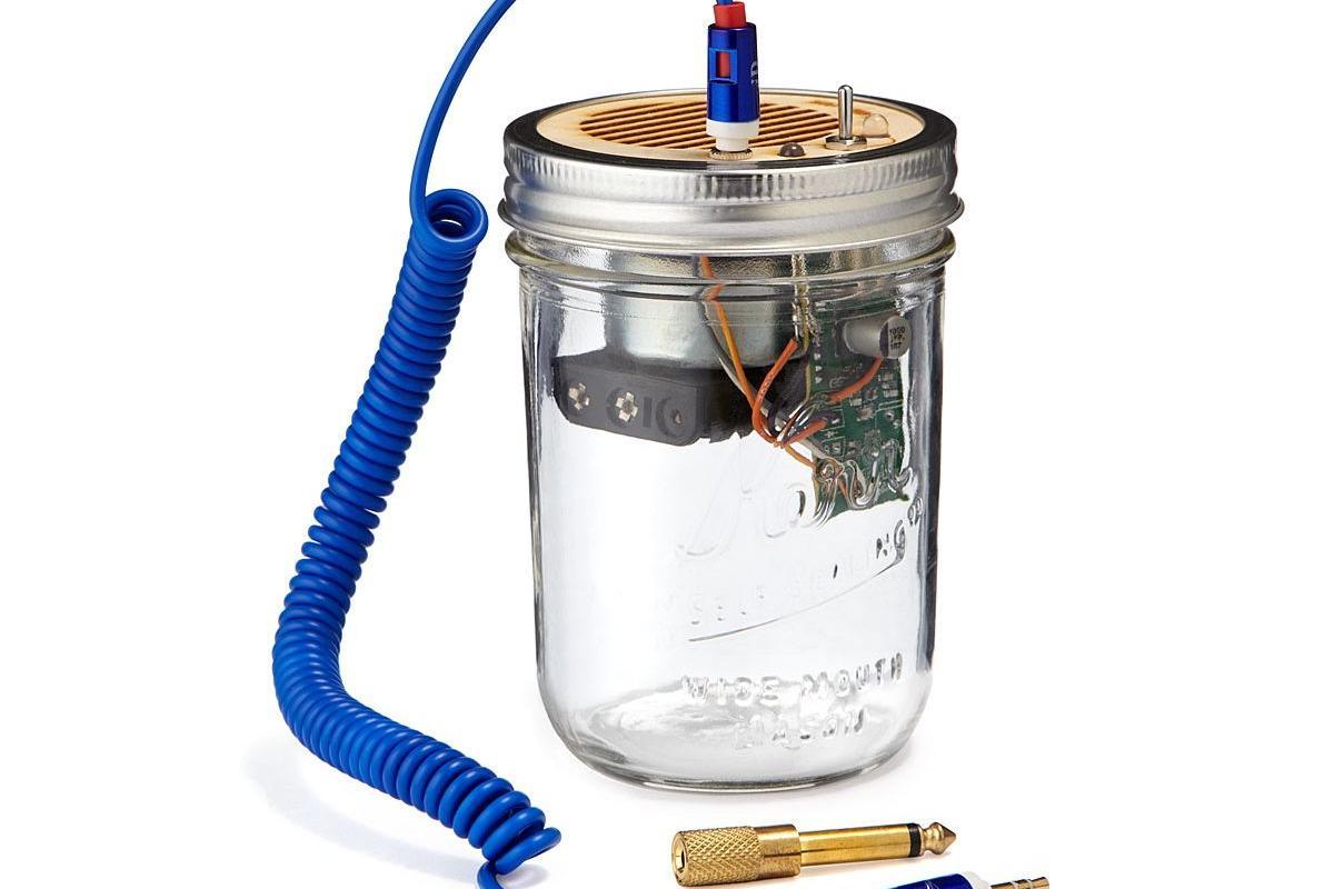 The Trash Amps Jam speaker/amplifier