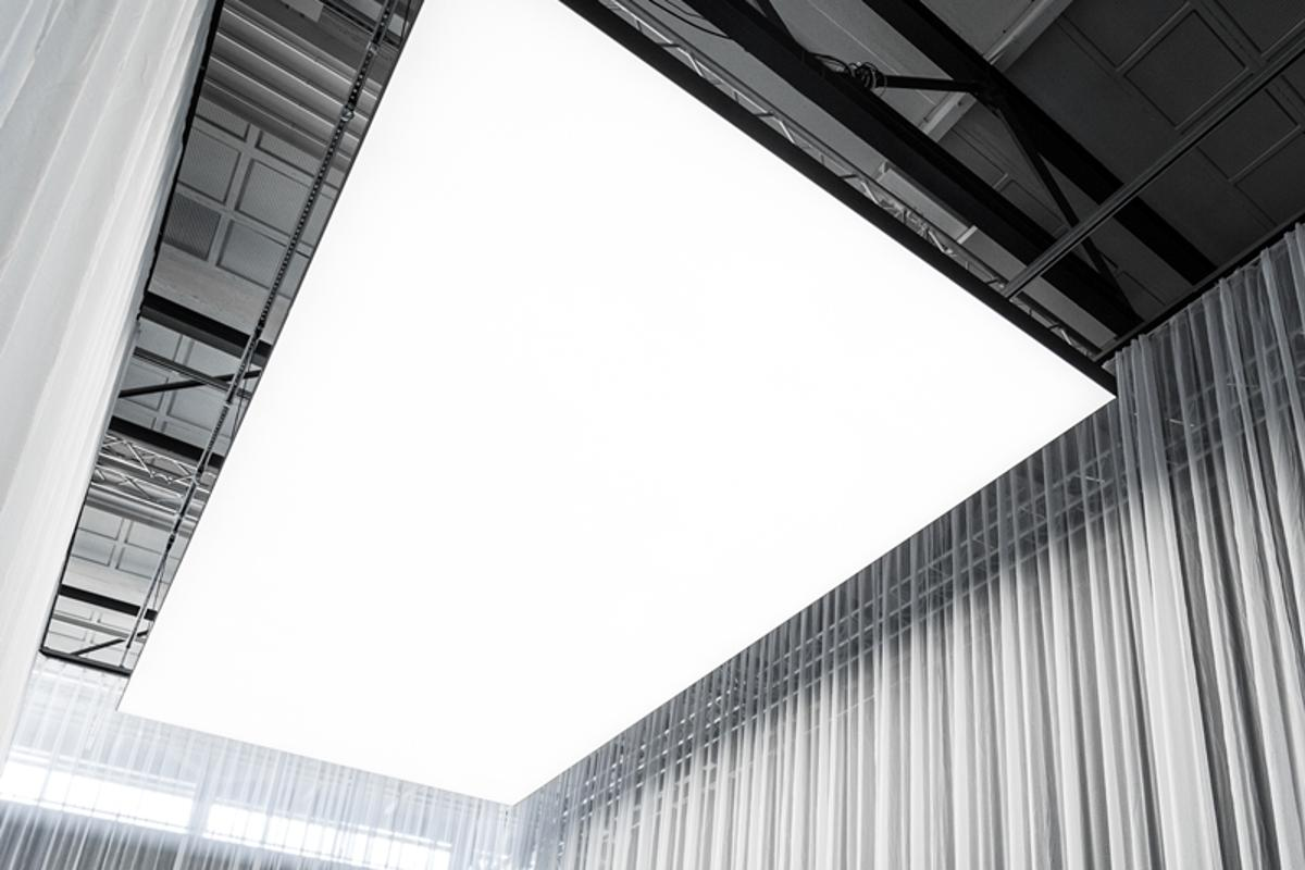 Philips has unveiled its OneSpace lighting panel