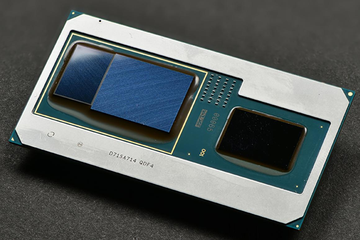 At CES this week, Intel has unveiled an 8th Gen Intel Core processor with a Radeon RX Vega M Graphics GPU built into it