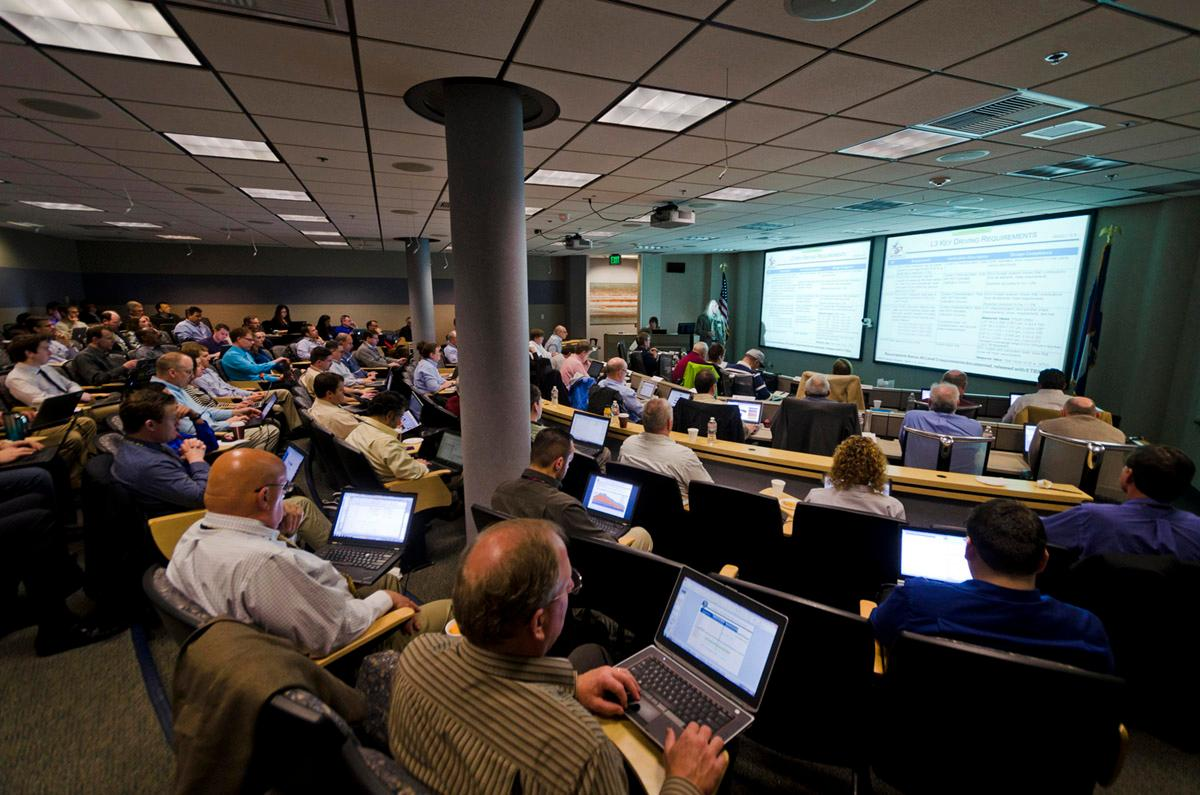 The OSIRIS-REx critical design review board