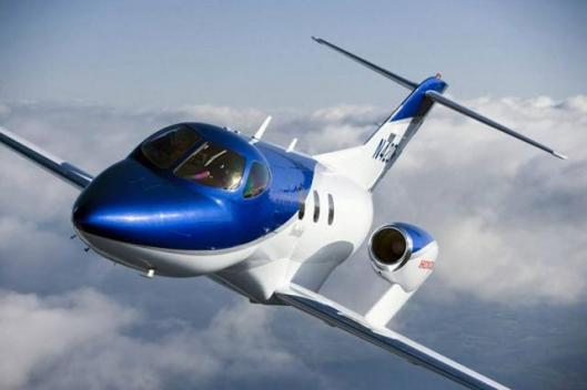 HondaJet to take to the skies in 2010