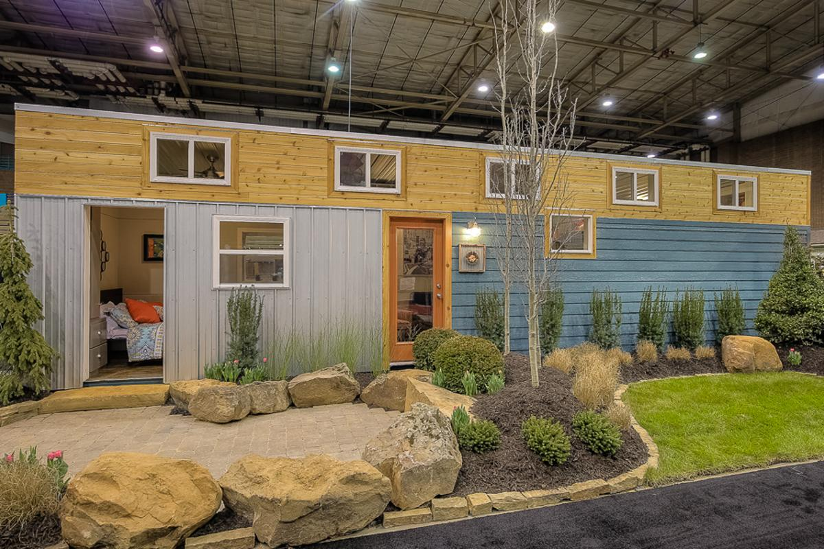 The container-based home is available for US$54,900
