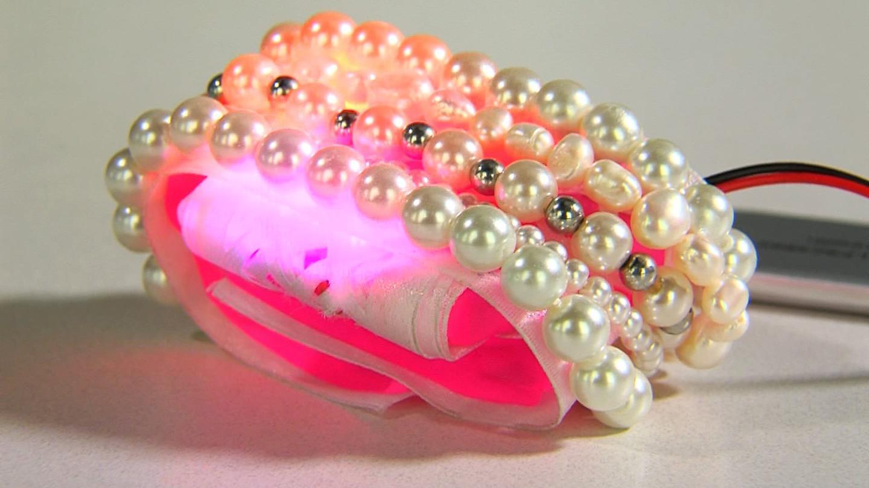 The prototype Smart Jewelry Bracelet