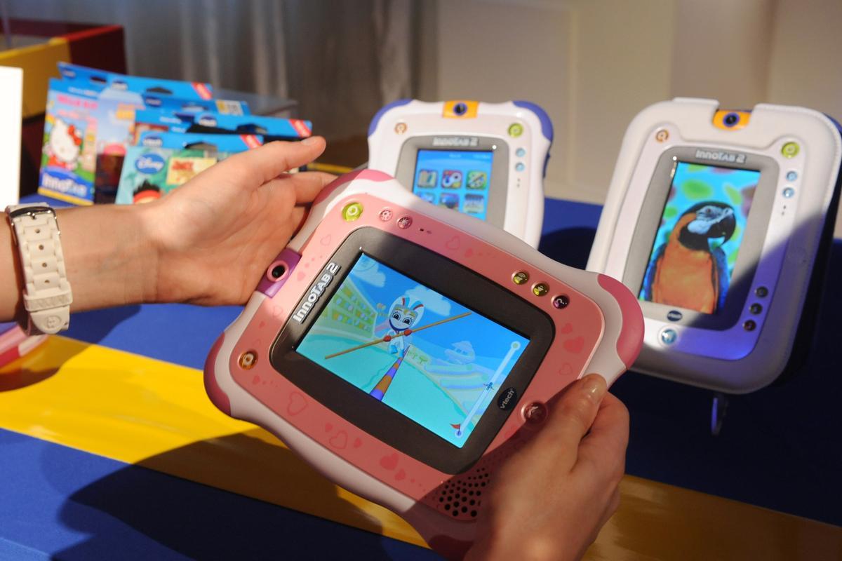 VTech's InnoTab 2 tablet for kids