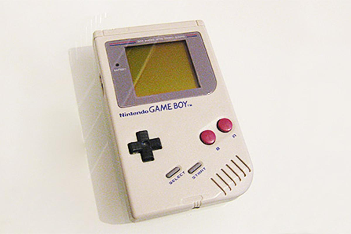 The Nintendo Game Boy celebrates its 25th anniversary