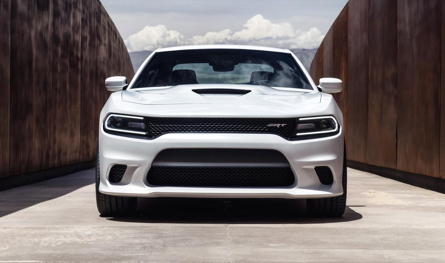 The Charger SRT Hellcat is the fastest factory sedan ever