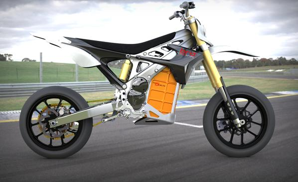 RedShift SM - more details will be released at EICMA in November