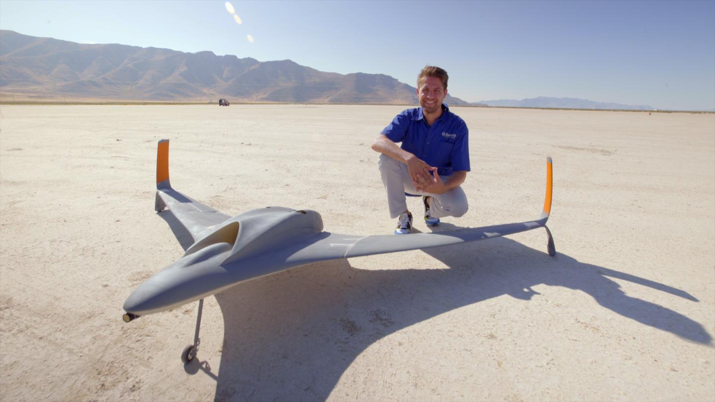 According to Dan Campbell (pictured) from Aurora Flight Sciences, the new UAV is believed to be the largest, fastest, and most complex 3D-printed aircraft ever produced