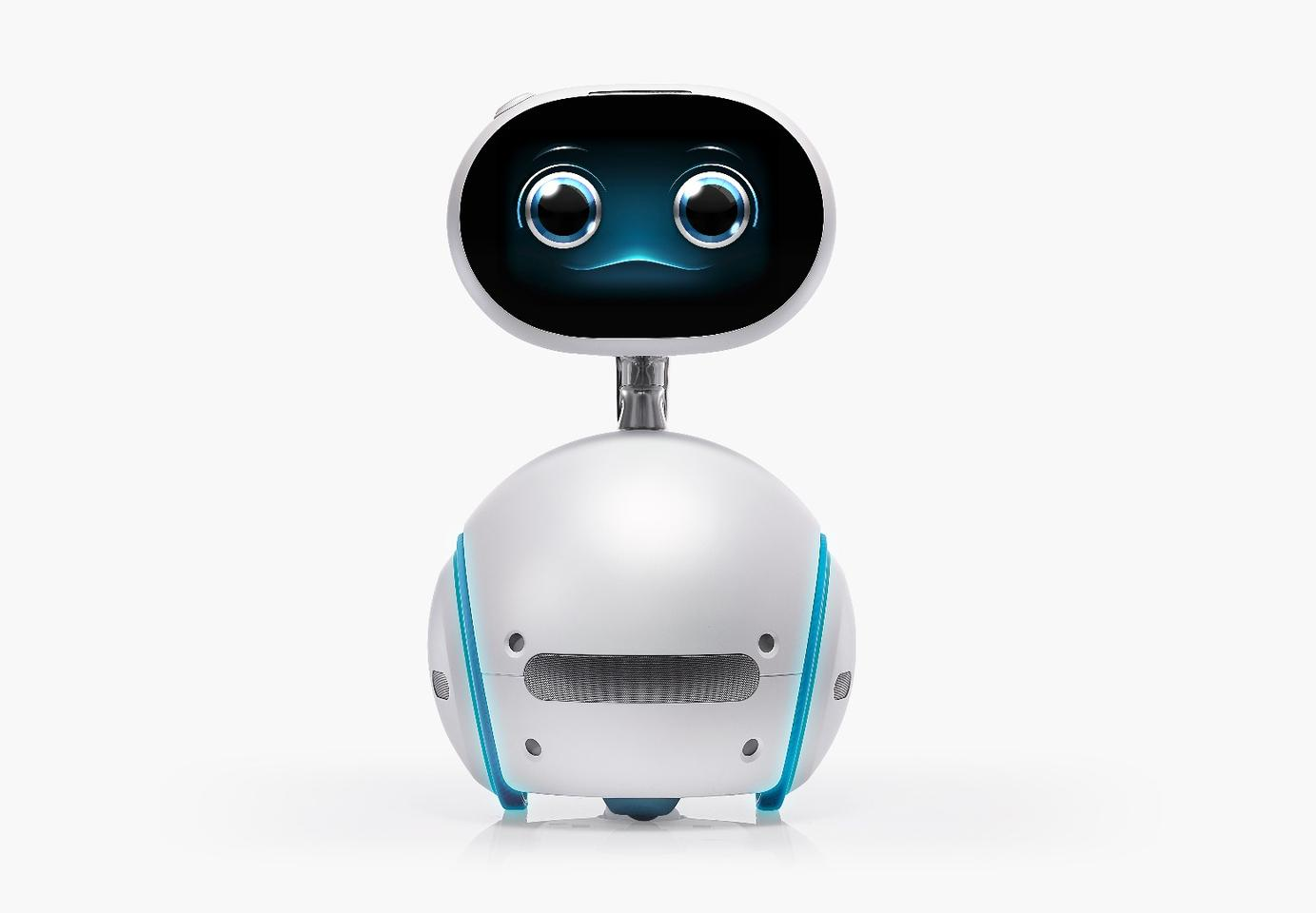 The Zenbo can understand spoken commands