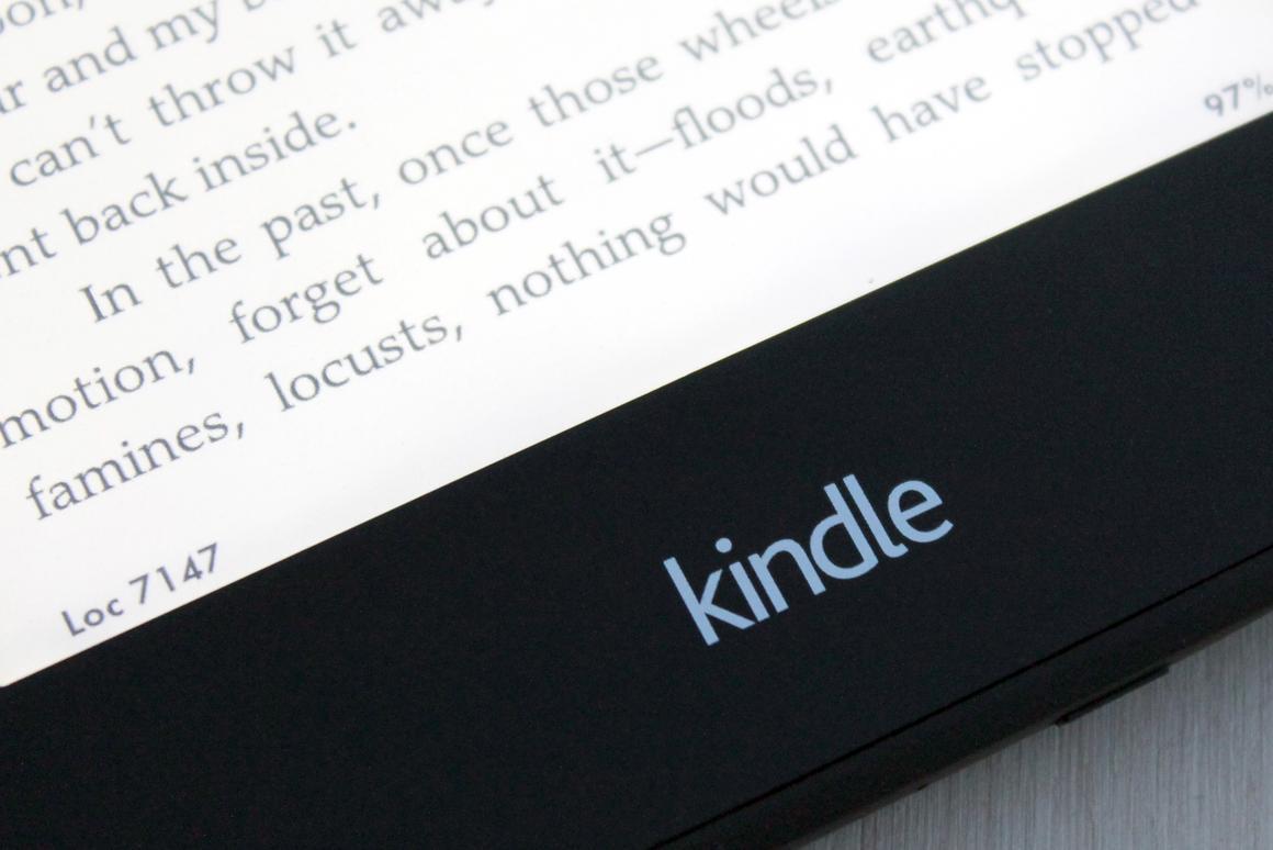Review: Amazon Kindle Paperwhite (2013)