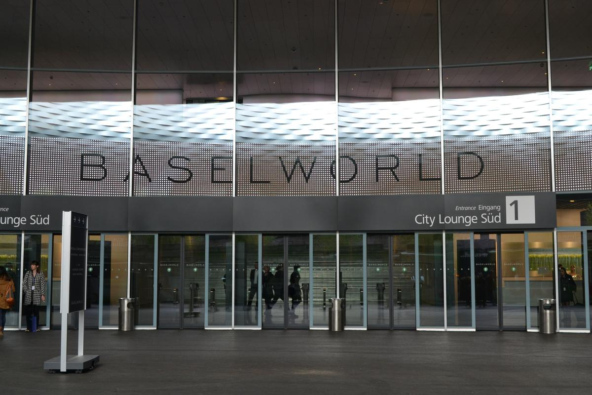 The picturesque town of Basel in Switzerland is swept up in Baselworld fever