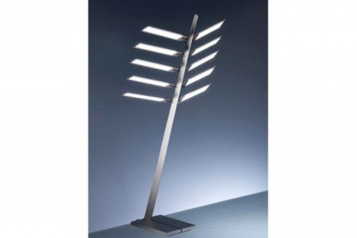 Early Future table light by Ingo MaurerPhoto: Ingo Maurer / OSRAM