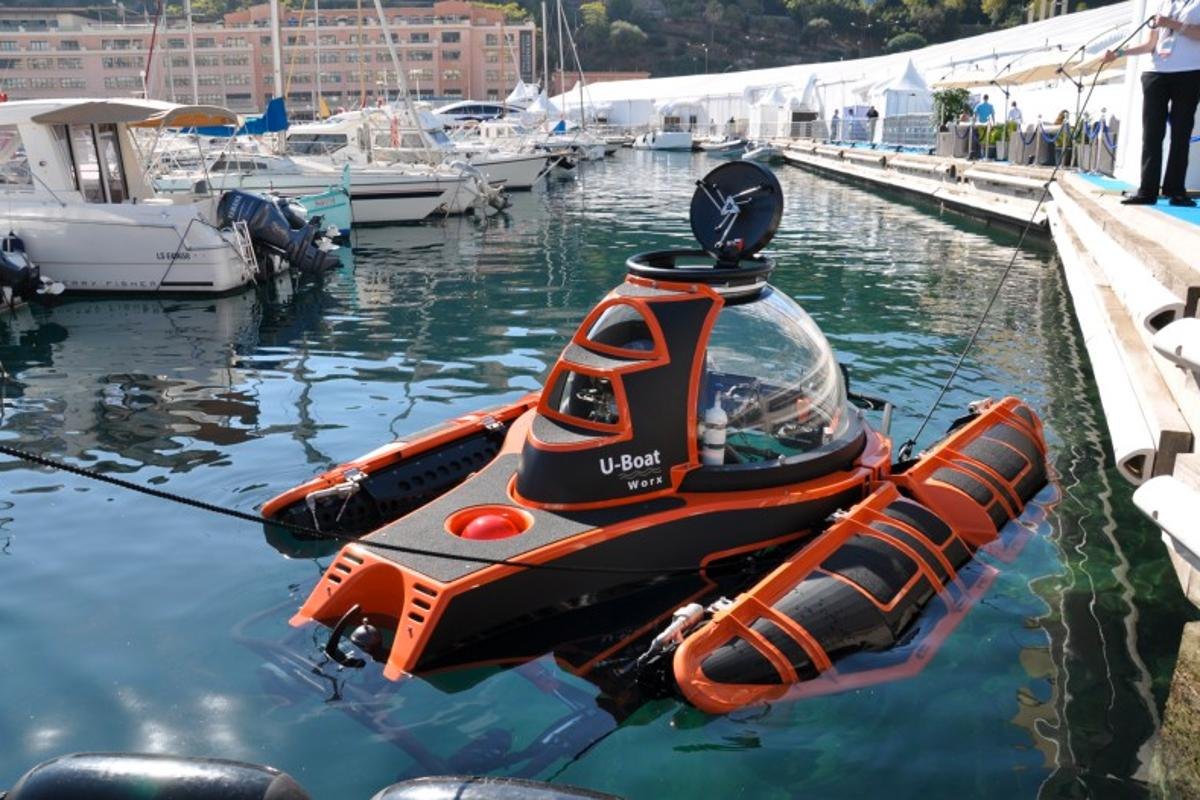 The U-Boat Worx C-Explorer 2 is now available for private charters