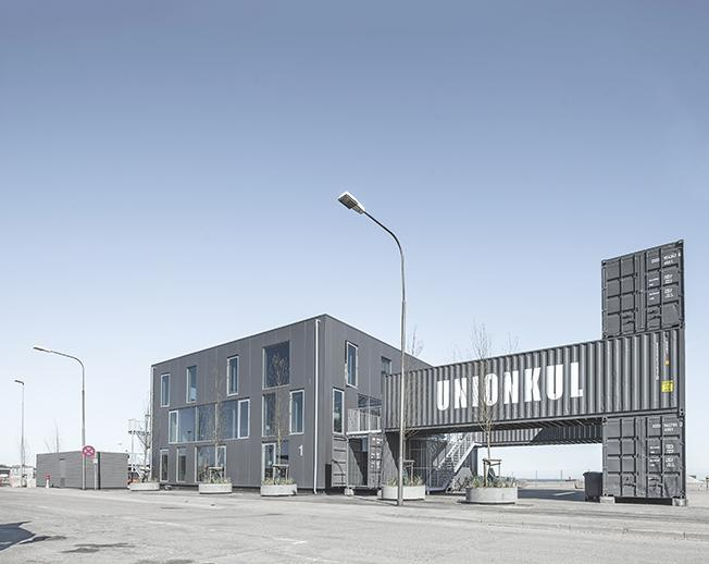 Copenhagen's Arcgency gets shipping container-based architecture right