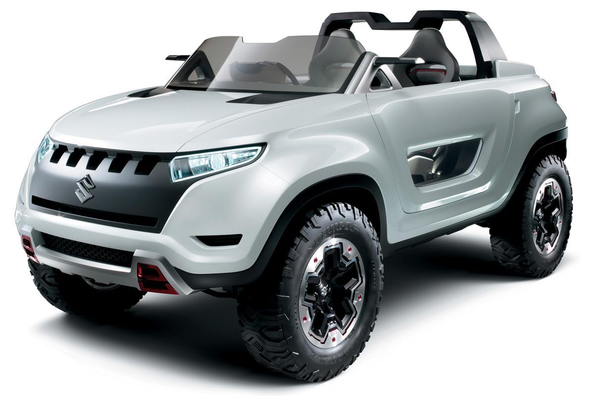 The Suzuki X-Lander will make its debut next month in Tokyo