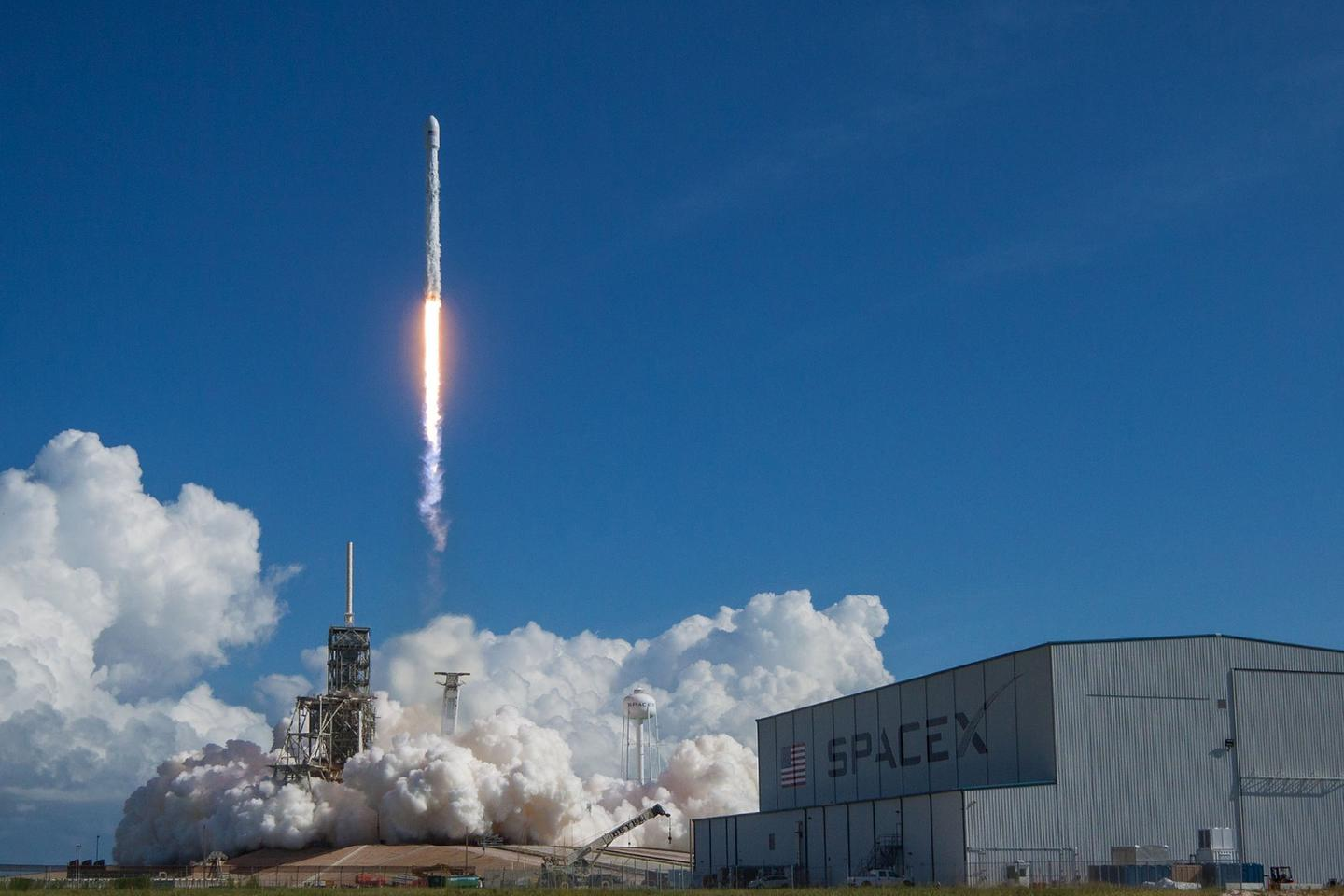 SpaceX is now looking to muscle into the small satellite game with a new launch program specifically for firing tiny payloads into space atop its Falcon 9 rocket