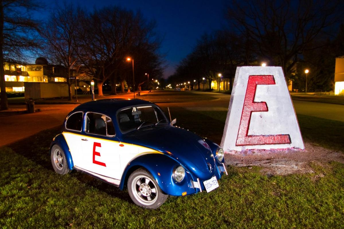The E-Beetle in Vancouver