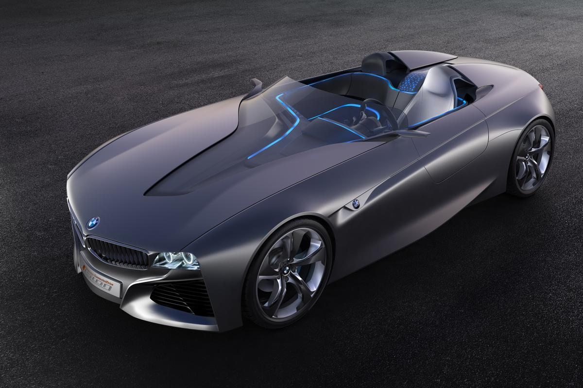 The Vision ConnectedDrive is one of BMW's visions for the future; what's yours?