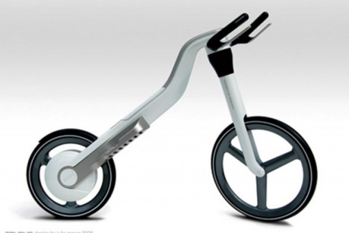 Julia Meyer's Taurus bicycle design