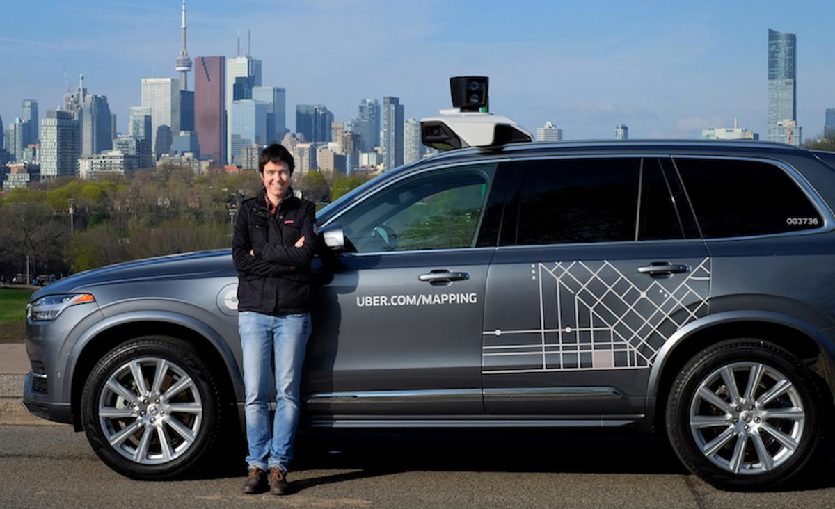 Uber's autonomous vehicle research will be headed up by Raquel Urtasun, a computer scientist at the University of Toronto
