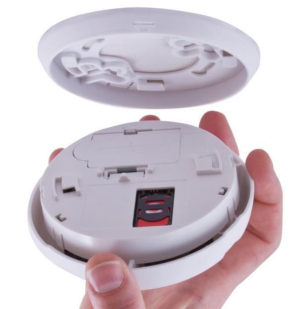 The FireText Smoke Alarm