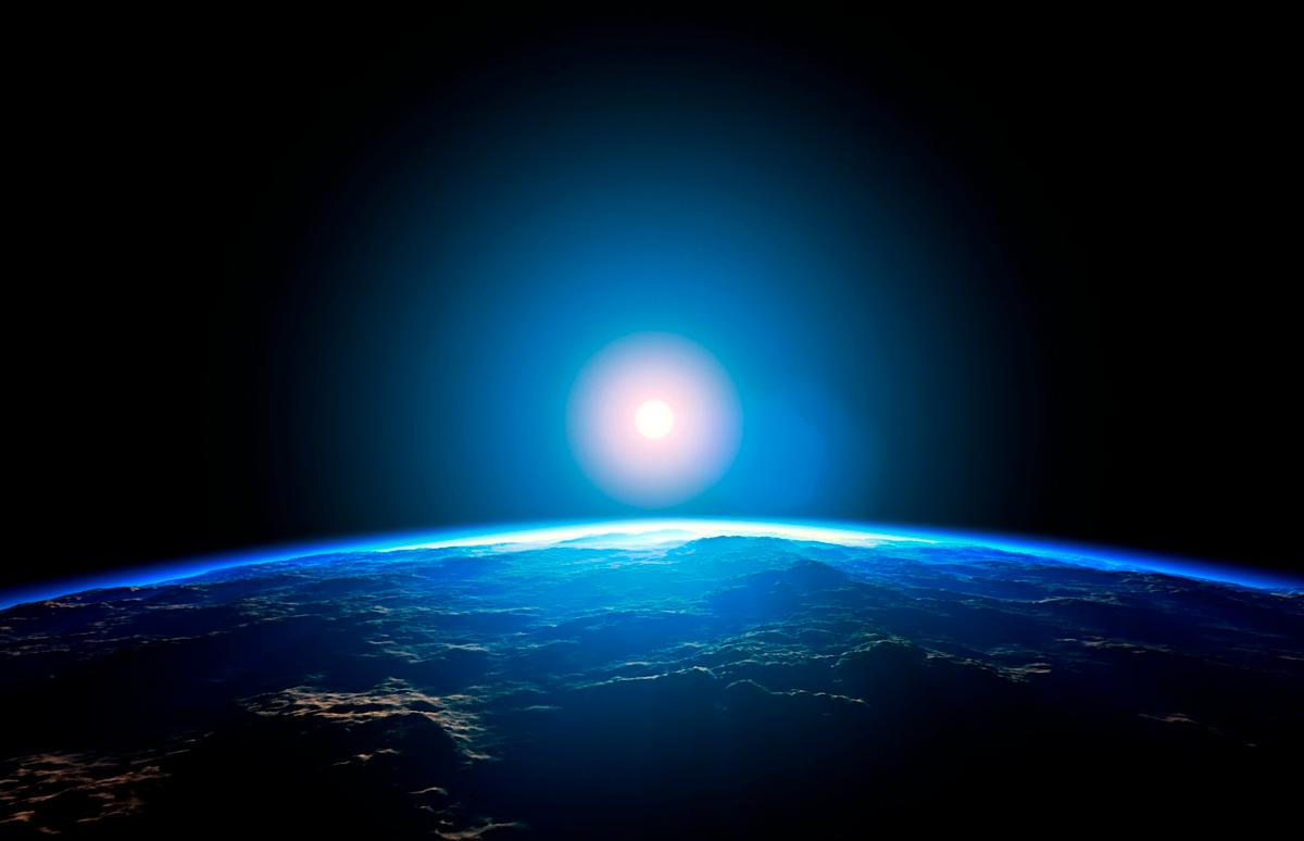 New analysis of data captured in the mid 1990s by the SOHOobservatory has shown that the outer reaches of the Earth's atmosphere extends twice as far as the Moon's orbit