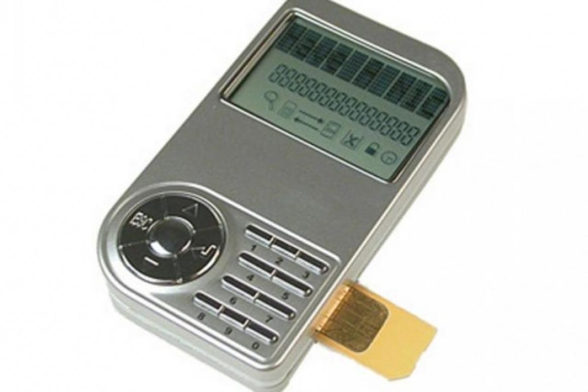 Videotex SIM Card Backup Device 801A