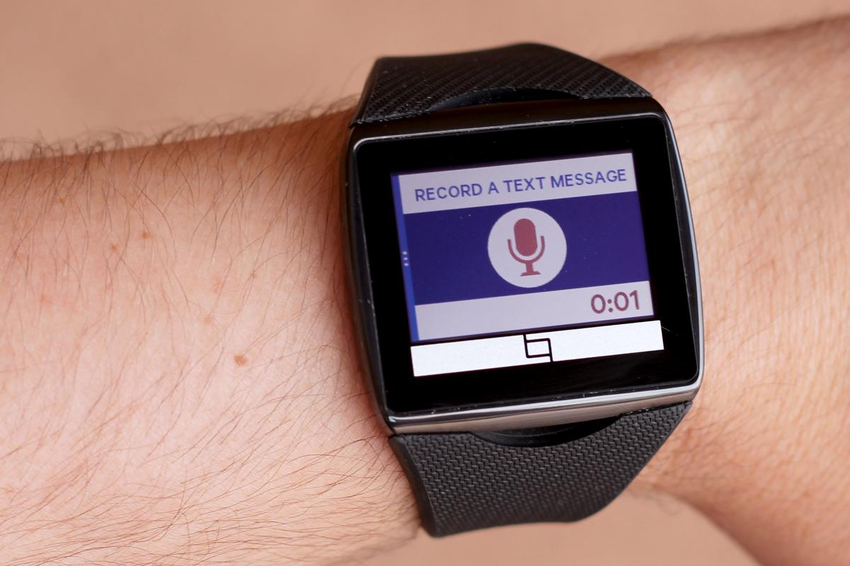 Today Qualcomm added a major new feature – voice dictation – to its Toq smartwatch