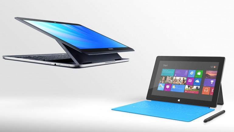 "New ""PC Plus"" systems similar to Samsung's Ativ Q could run Android apps and Windows on the same machine"