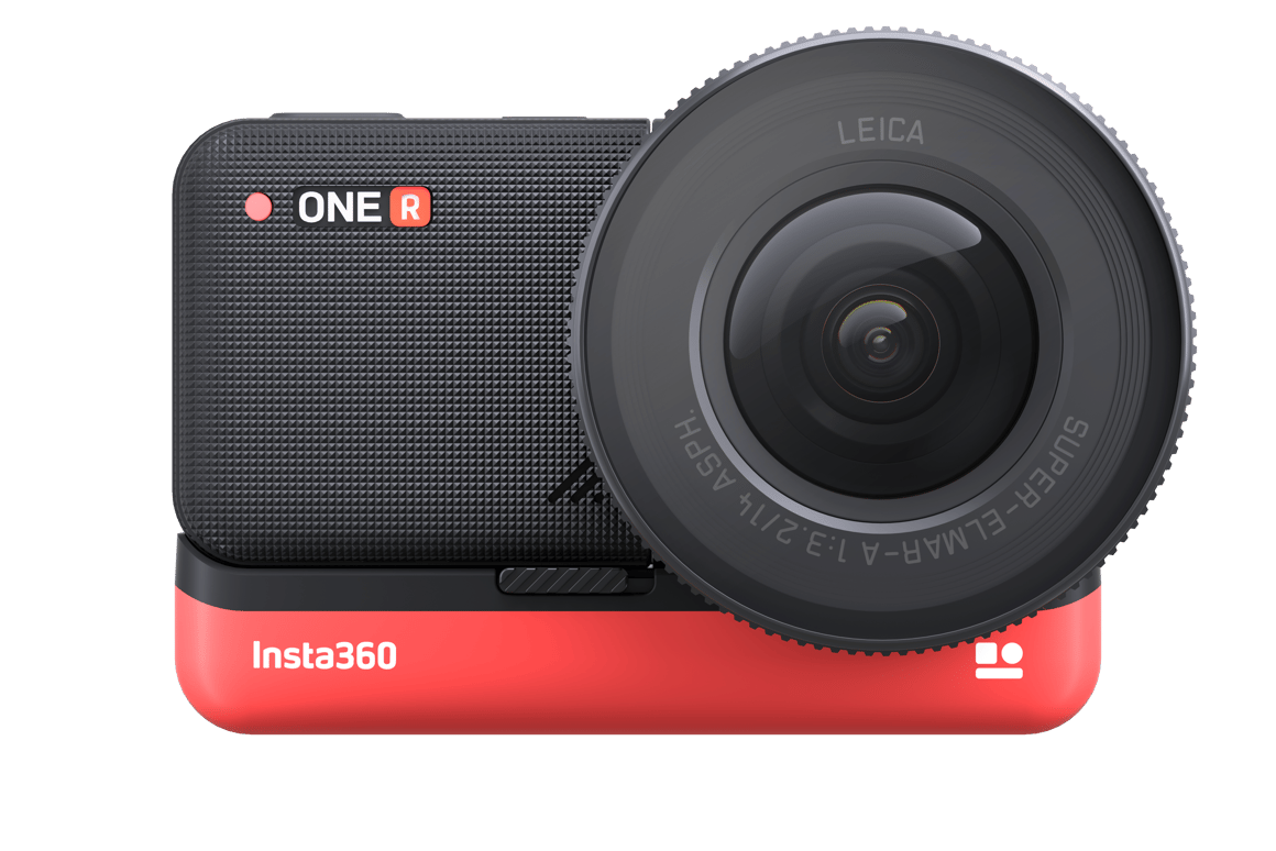 The 1-inch version has a Leica lens and giant 1-inch sensor for extreme image quality