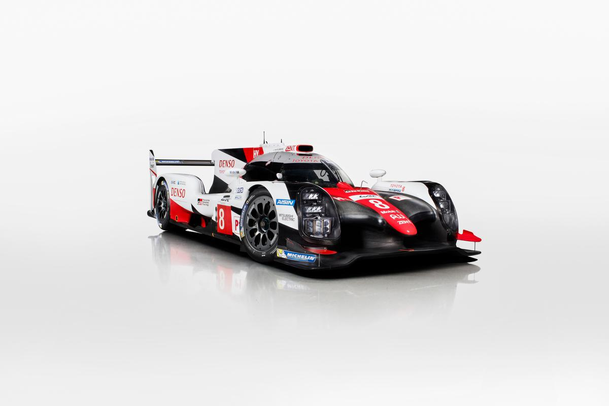 The new Toyota TS050