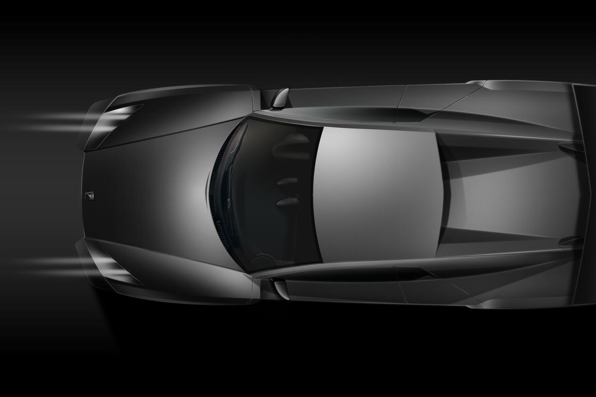 The coming Fenix Supercar