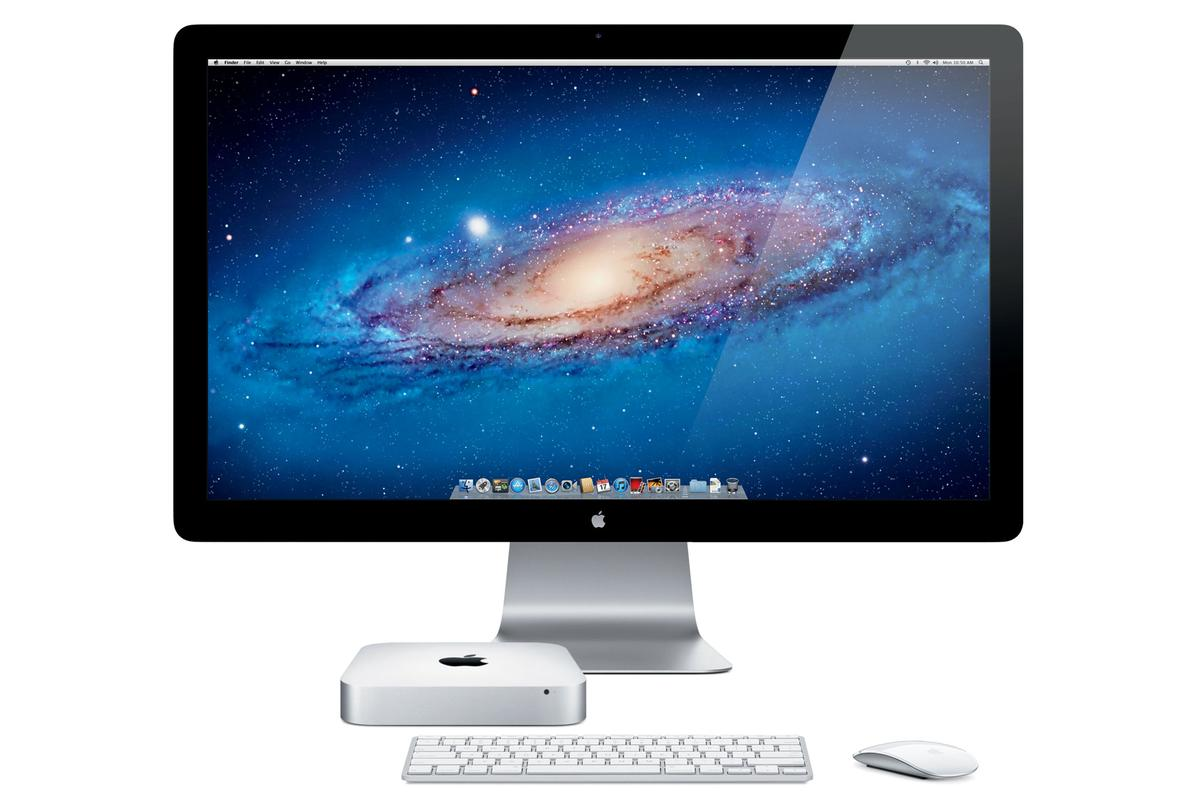 Apple's Thunderbolt equipped 27-inch display