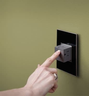 The Pop-Out Outlet being opened