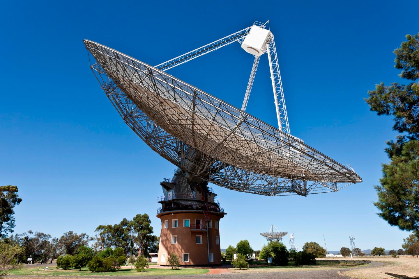 The radio telescope at the Parkes Observatory in Australia has picked up the brightest fast radio burst ever detected