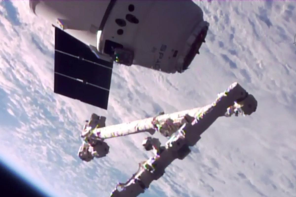 SpaceX has been using its Dragon capsule to send supplies to the International Space Station (ISS) since 2012