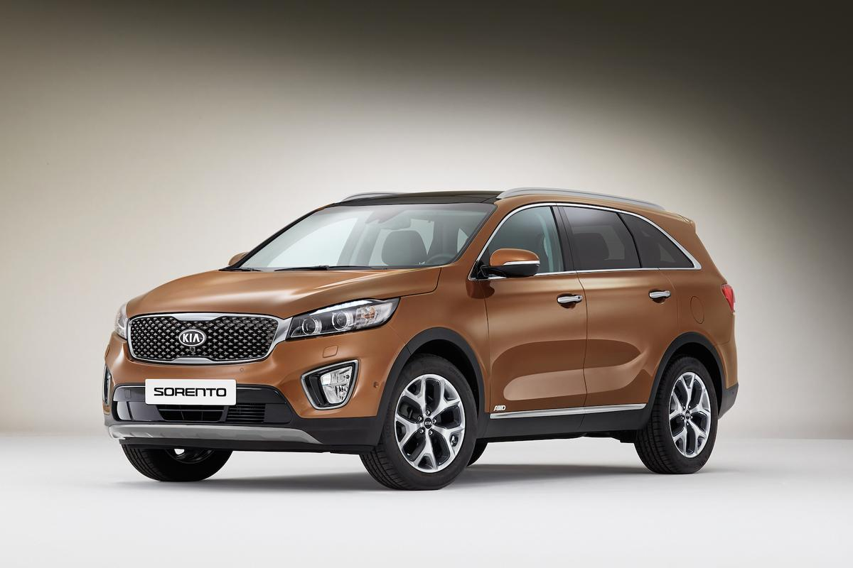 The new Kia Sorento will get a full European reveal at the Paris Motor Show in October