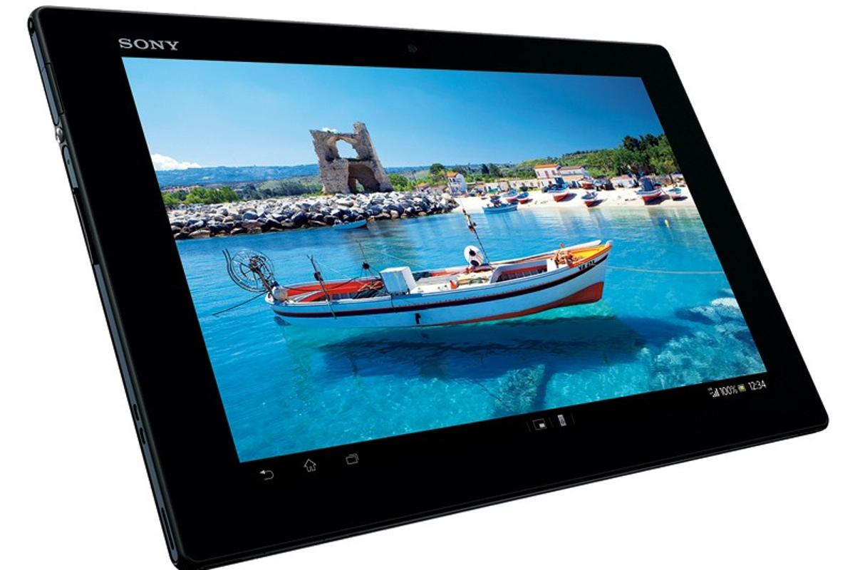 The Xperia Tablet Z is reportedly the thinnest and lightest 10-inch device around