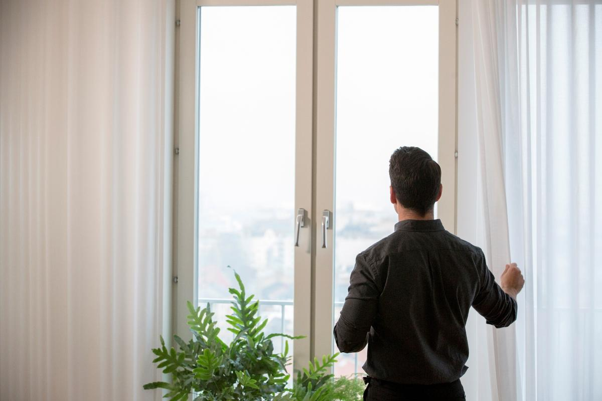 Ikea's Gunrid curtains will be commercially available in 2020