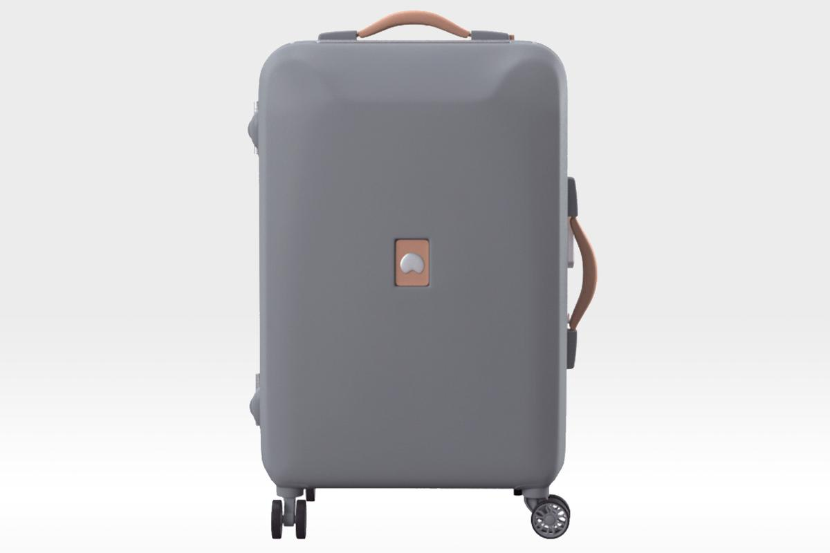 Delsey's smart luggage prototype has a lot going for it, but not every feature will make it to the retail model